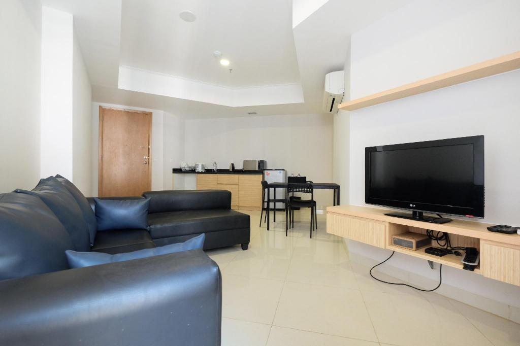 See all 24 photos Stylish 2BR @ The Mansion Kemayoran Apartment By Travelio