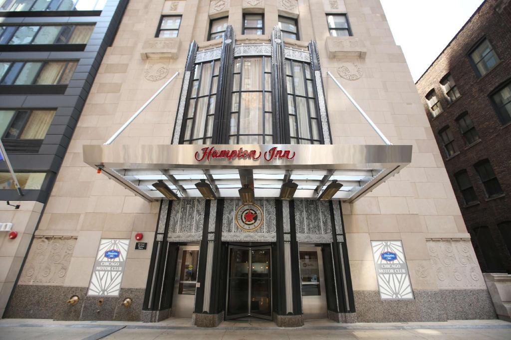 Hampton Inn-Chicago Downtown/N Loop/Michigan Ave, IL+++