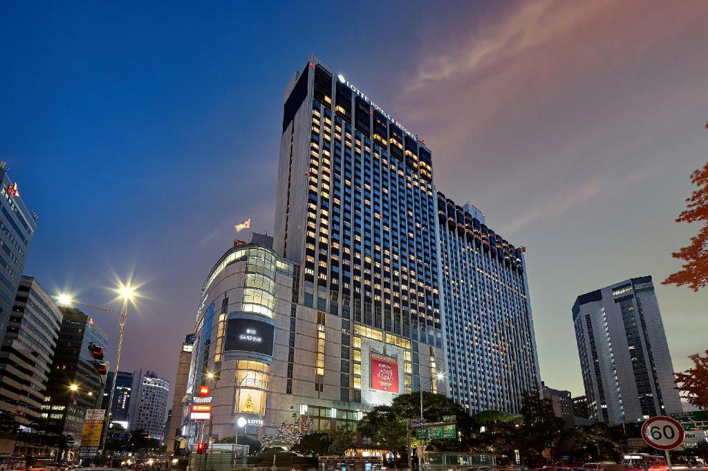 More about Lotte Hotel Seoul