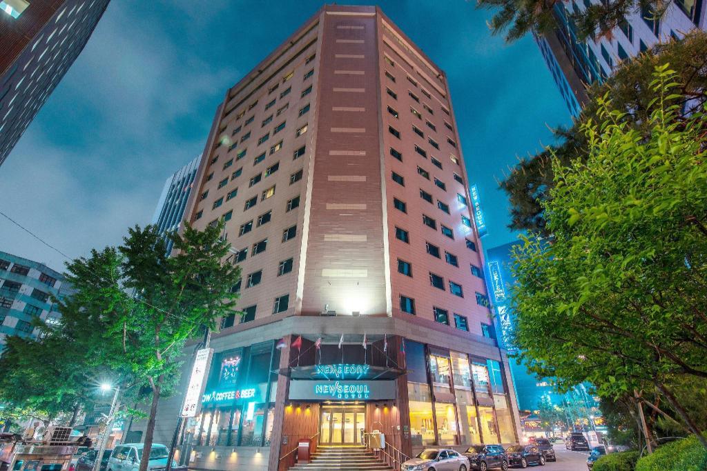 ソウルのホテル