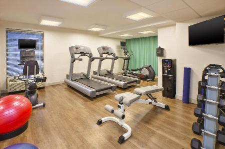 Fitness center Holiday Inn Express Chicago Midway Airport