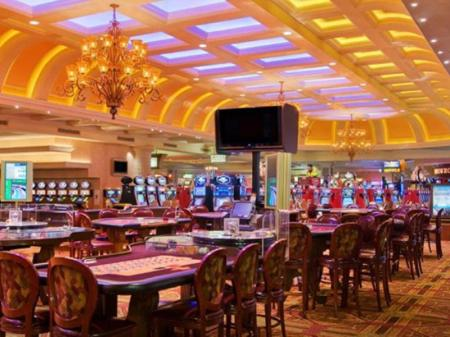Interior view Suncoast Hotel and Casino