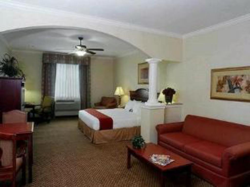 1 King Bed Executive Suite Non-Smoking