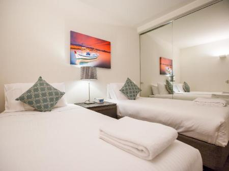 Interior view Southern Cross Serviced Apartments