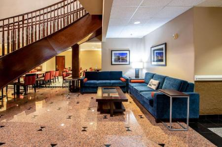 Vestabils Comfort Suites near Texas Medical Center - NRG Stadium