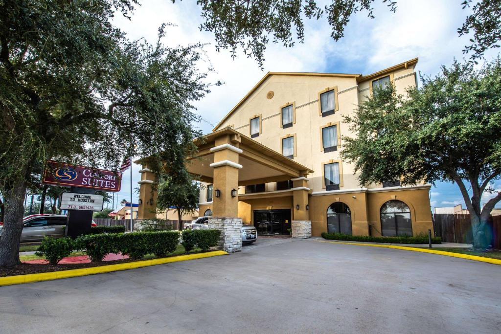 Comfort Suites near Texas Medical Center - NRG Stadium