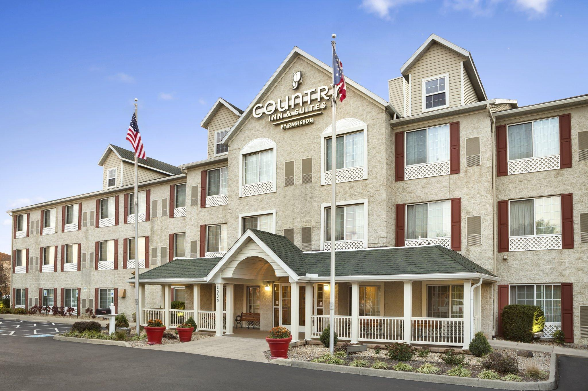Country Inn Suites By Radisson Columbus Airport Oh In Columbus