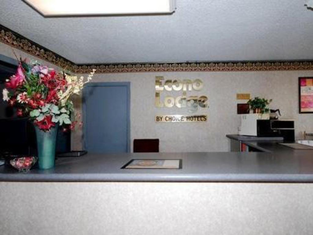 Reception Econo Lodge