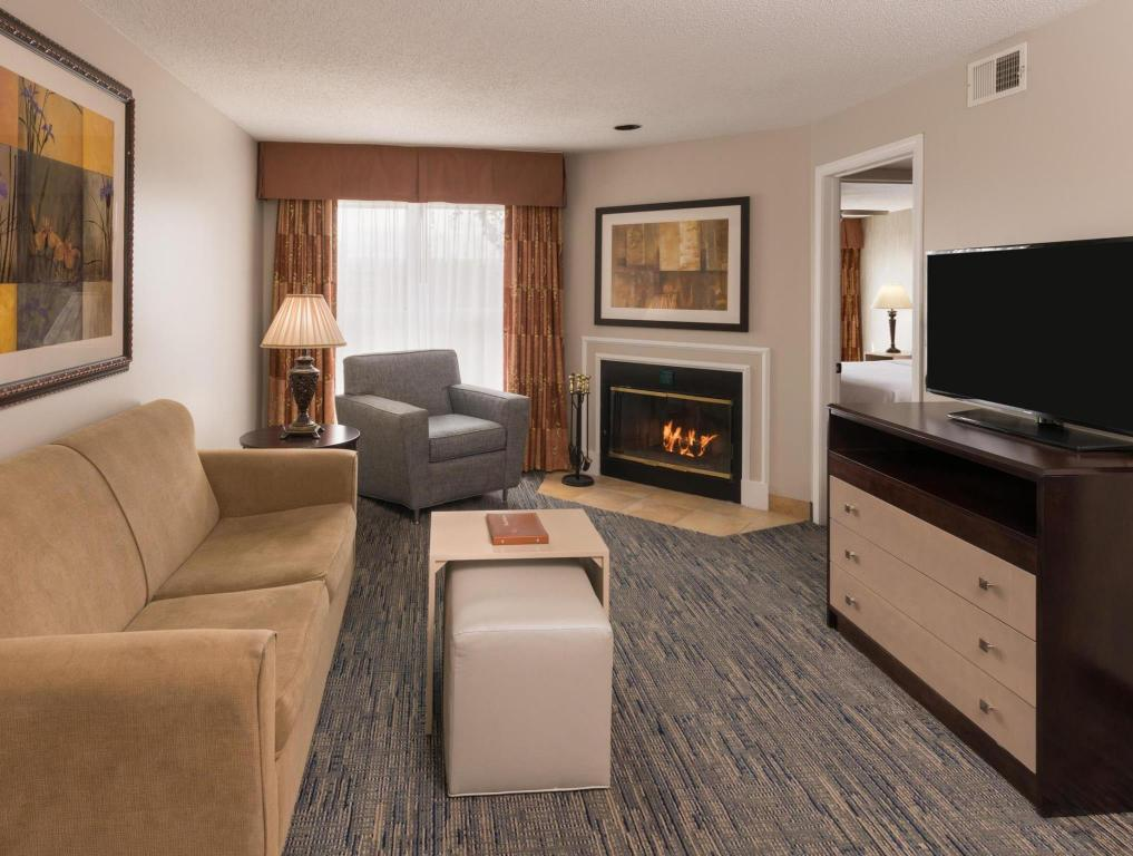 Vista interior Homewood Suites by Hilton Chicago - Schaumburg