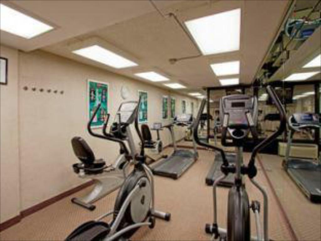 fitnesscenter Holiday Inn Burbank-Media Center