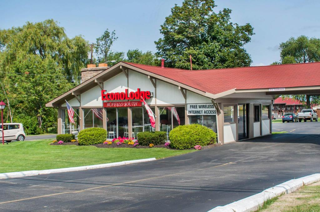 Econo Lodge Buffalo South