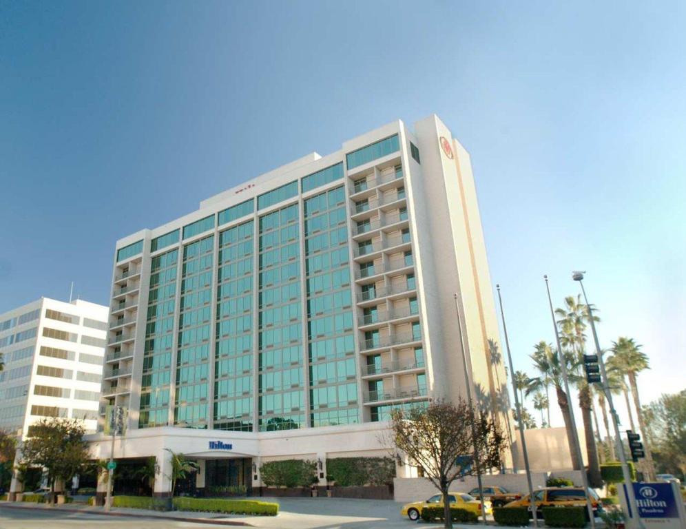 More About Hilton Pasadena Hotel