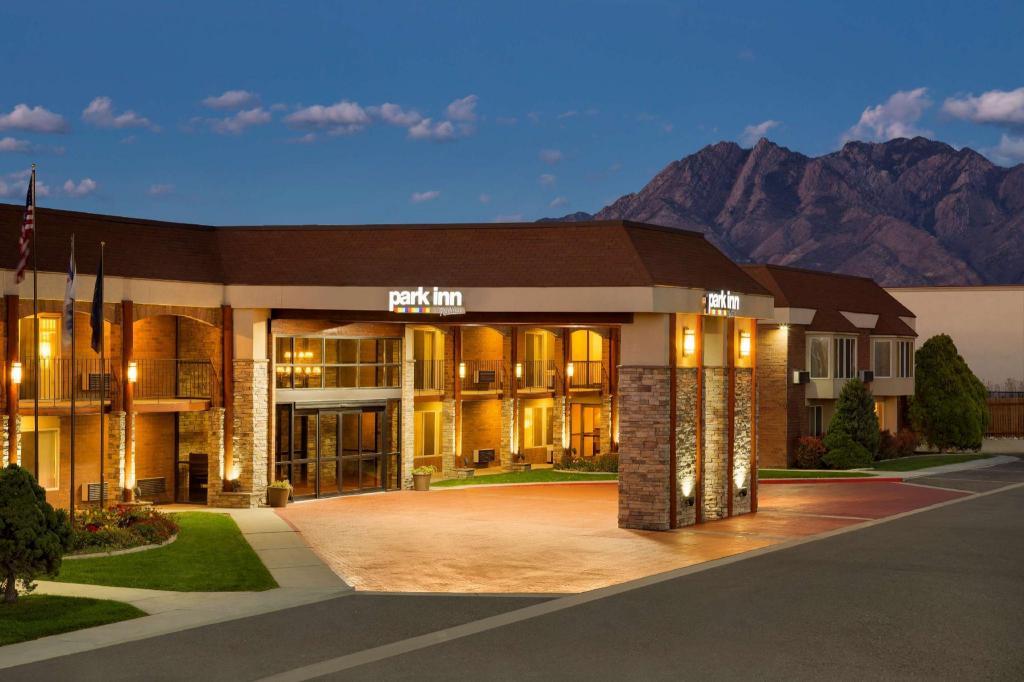 Park Inn By Radisson Salt Lake City