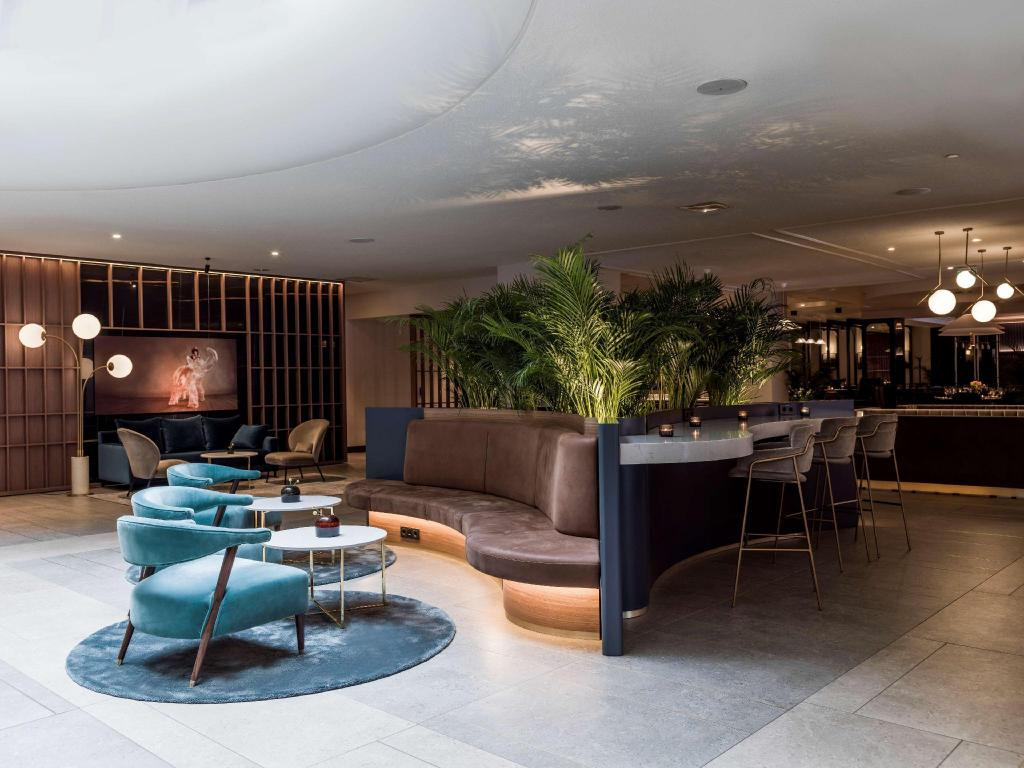 Lobby Radisson Blu Royal Viking Hotel Stockholm
