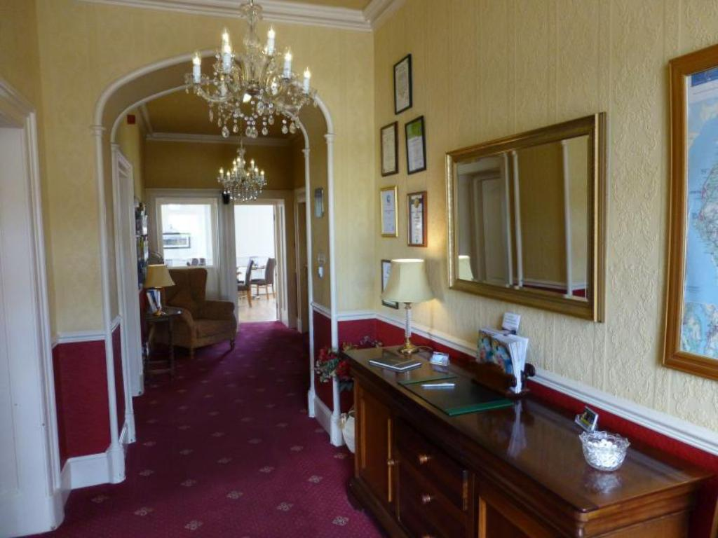 Interior view Oakbank House