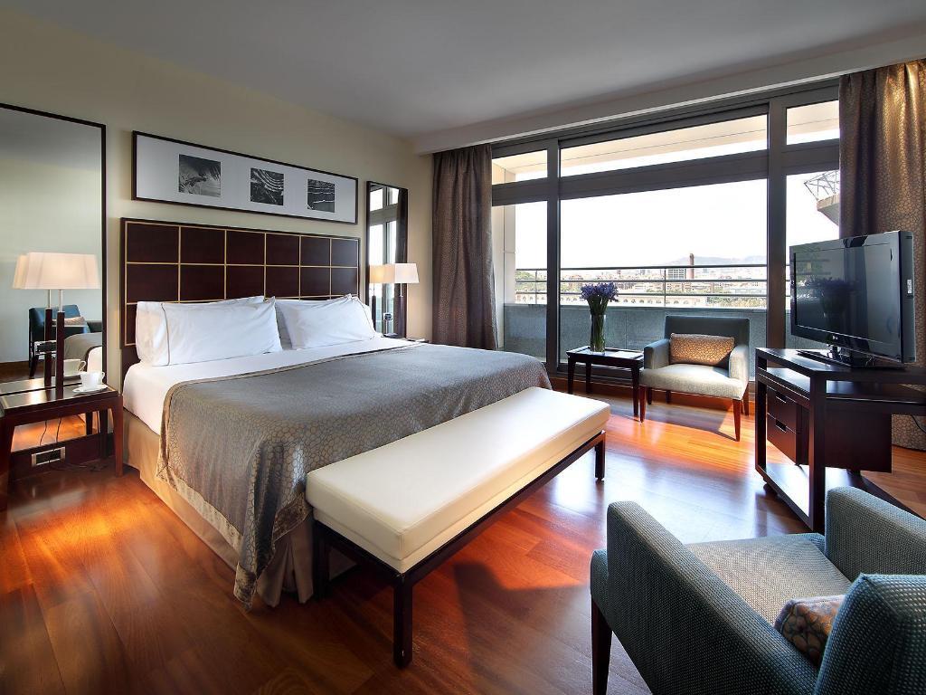Double Superior Single Use Guestroom Eurostars Grand Marina Gl Hotel