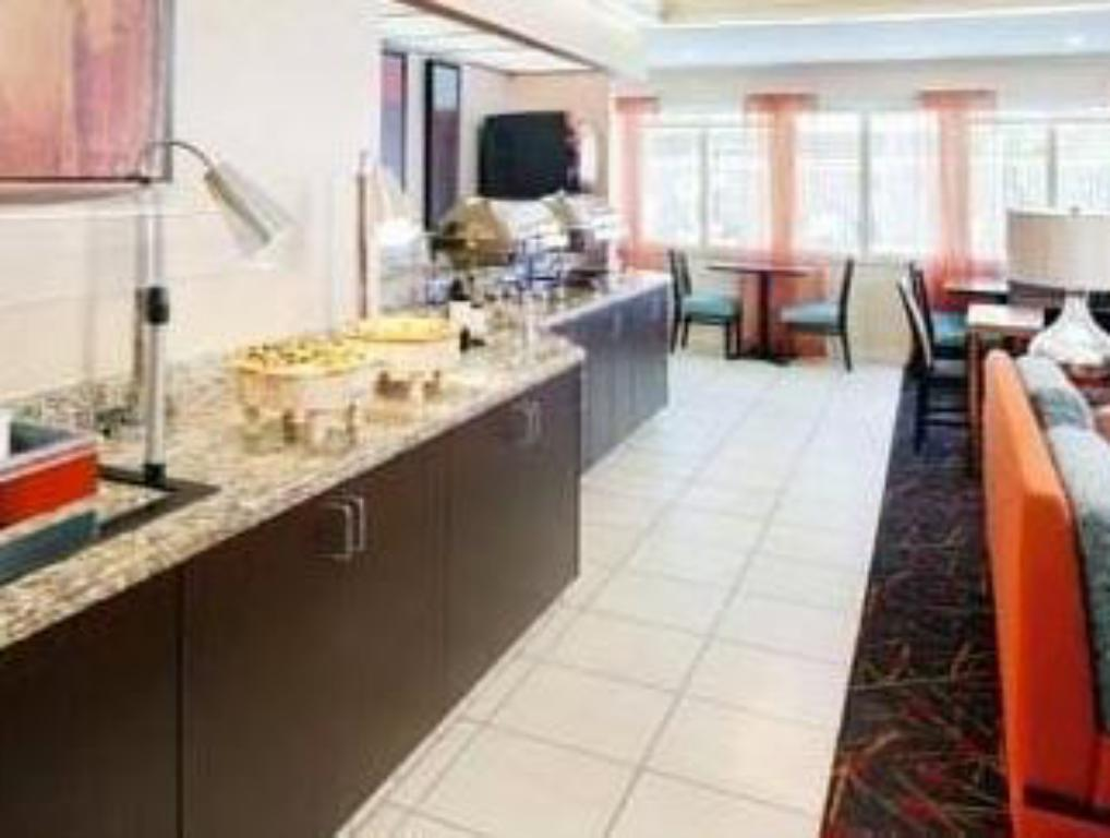Hotellet indefra Residence Inn Irvine Spectrum