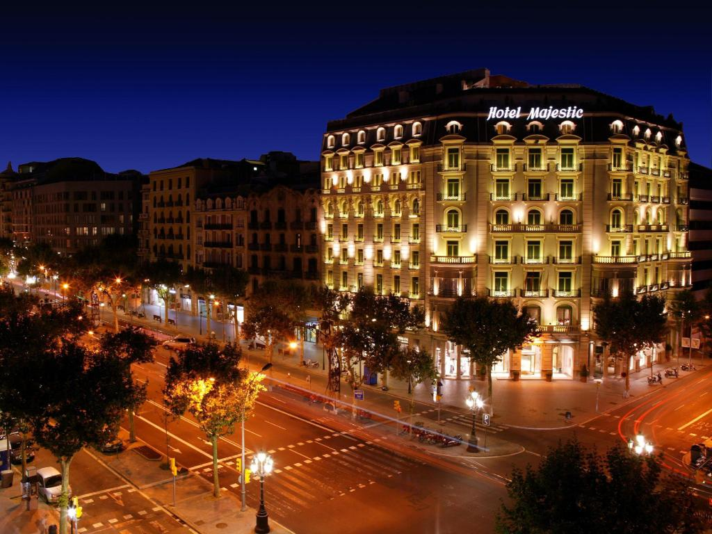 More About Majestic Hotel Spa Barcelona