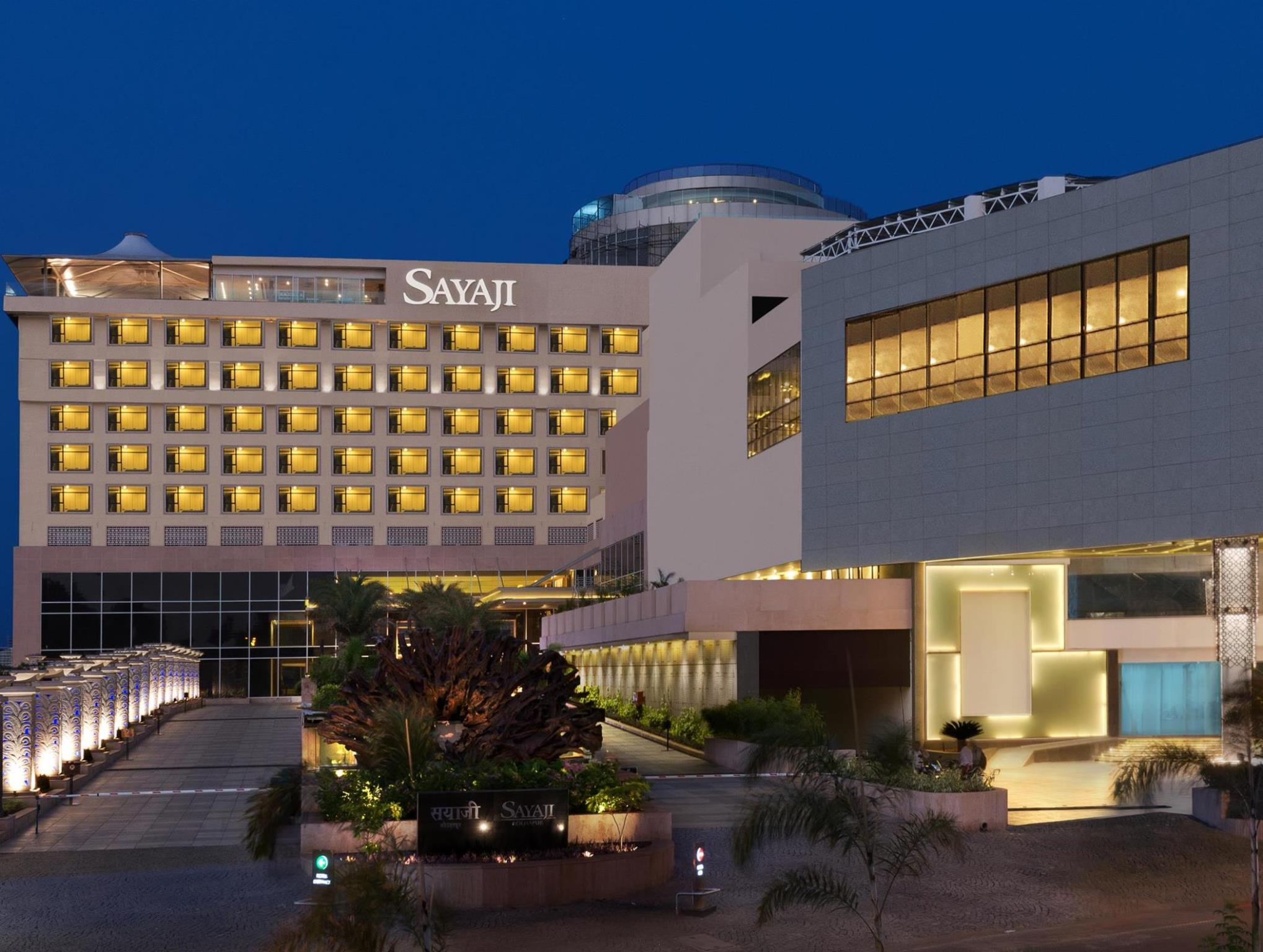 Sayaji Hotel in Kolhapur - Room Deals, Photos & Reviews