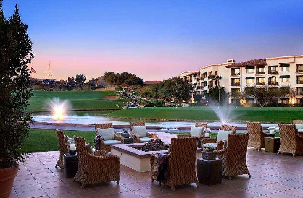 Arizona Grand Resort Spa In Phoenix Az Room Deals Photos Reviews