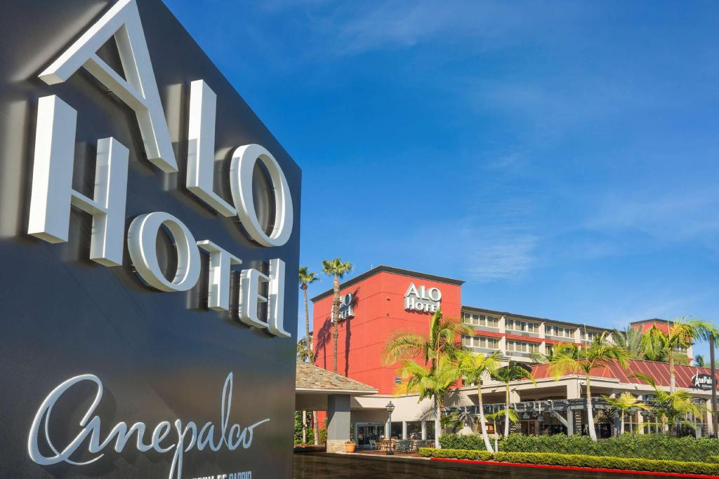 Exterior view ALO Hotel