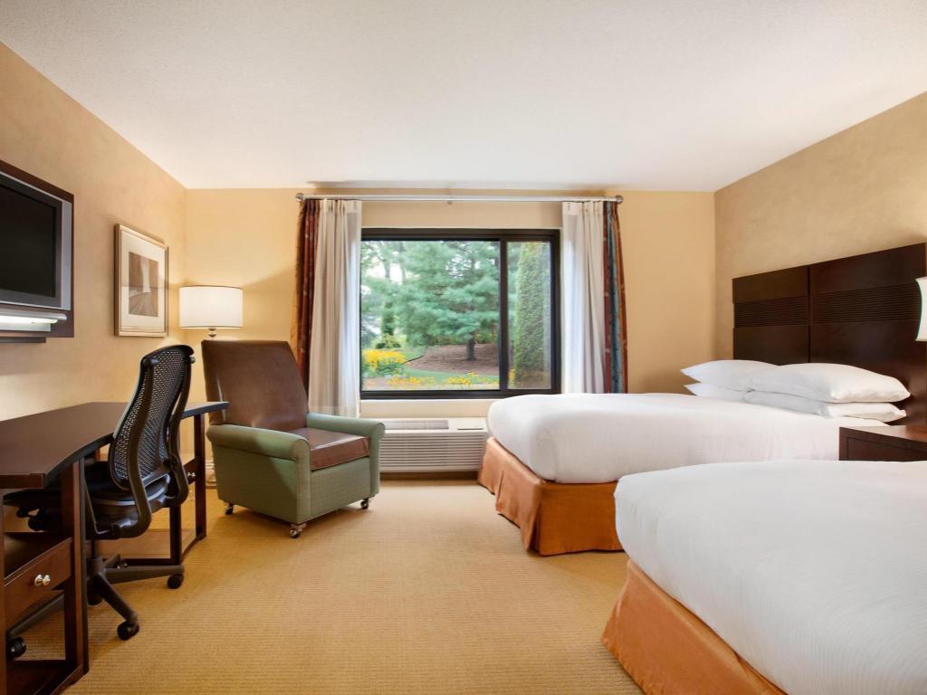 Doubletree Hotel Boston/Bedford Glen in Bedford (MA