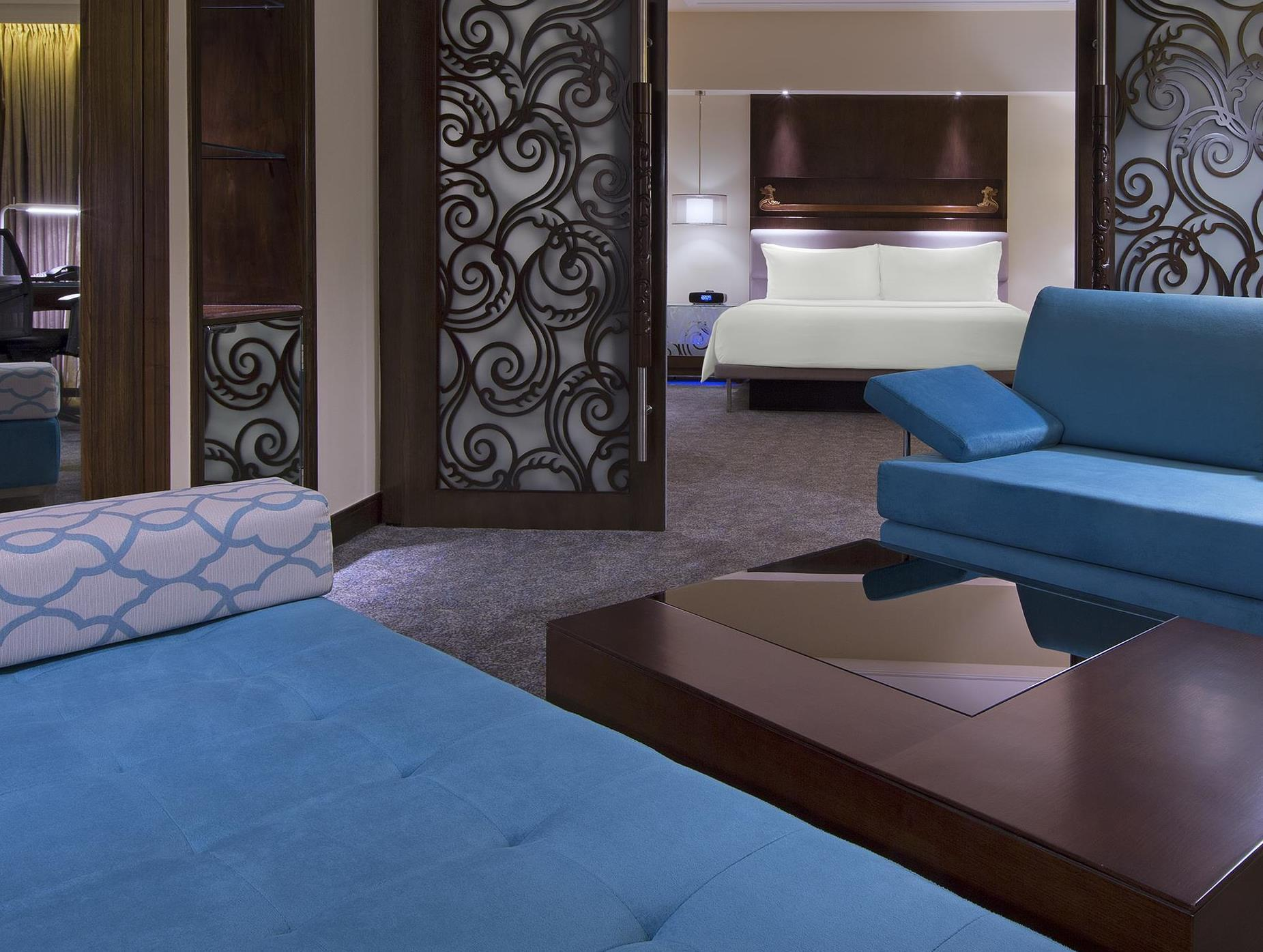 Suite Executive - 2 Dewasa dan 2 Anak (Executive Suite - 2 Adults and 2 Children)