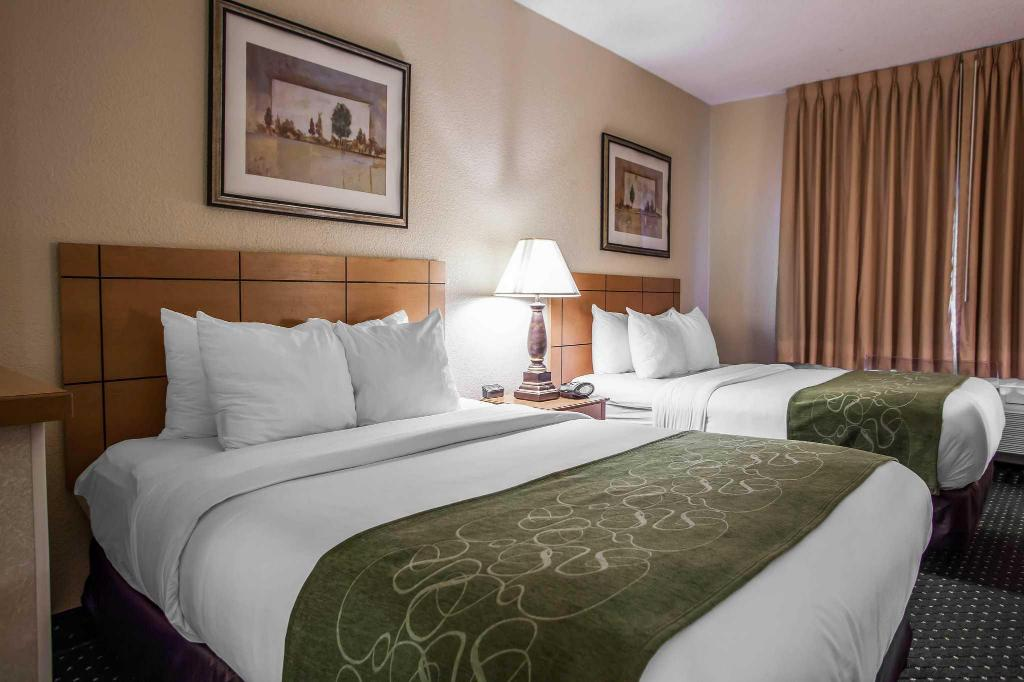 2 Katil Queen - Katil Comfort Suites Peoria