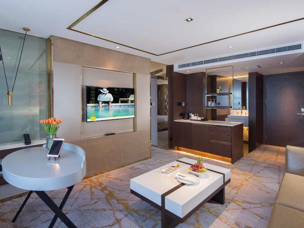 Interieur Golden Tulip Shanghai Rainbow