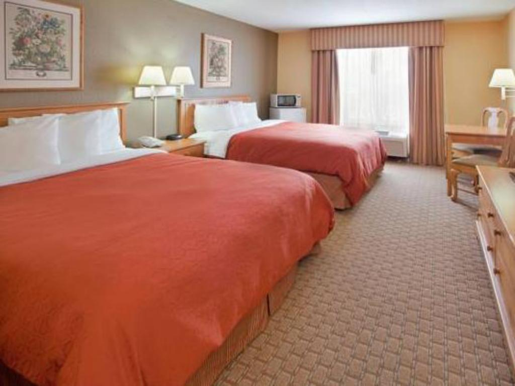 Double - Katil Queen - Katil Country Inn & Suites by Radisson, Bloomington-Normal West, IL