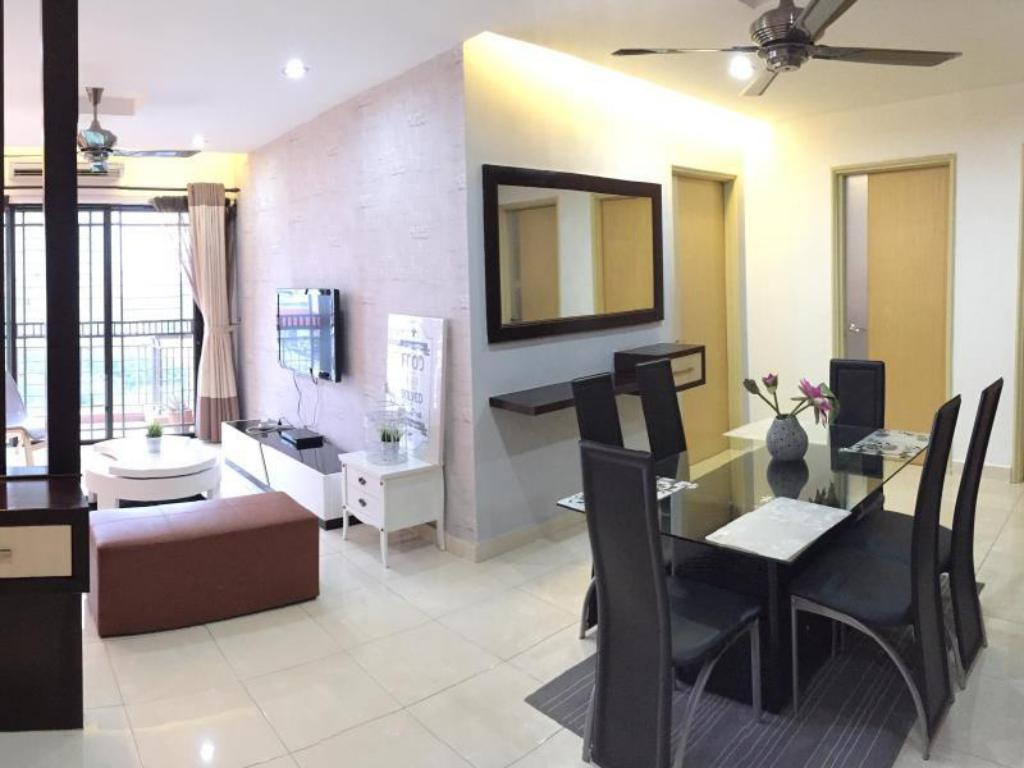 内観 Luxury Stay @ 3 Bedrooms Condo Kota Damansara