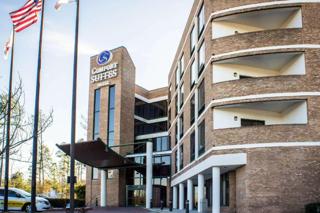 More about Comfort Suites Raleigh Durham Airport/RTP