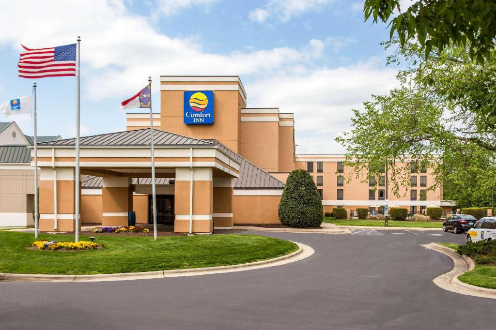 Comfort Inn University Durham - Chapel Hill