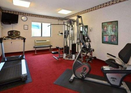 Fitnesa centrs Comfort Inn Reading