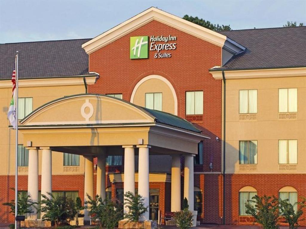 Holiday Inn Express Suites Little Rock West In Little Rock Ar Room Deals Photos Reviews
