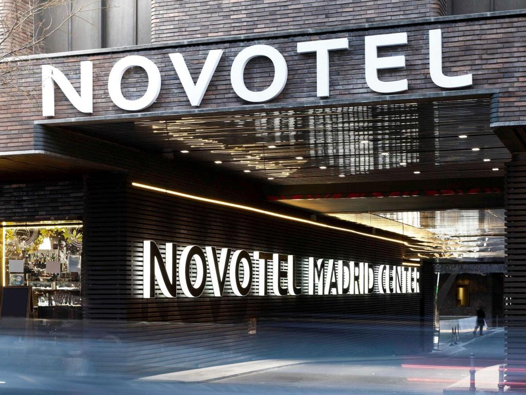 Novotel Madrid Center Booking Agoda Com Best Price Guarantee