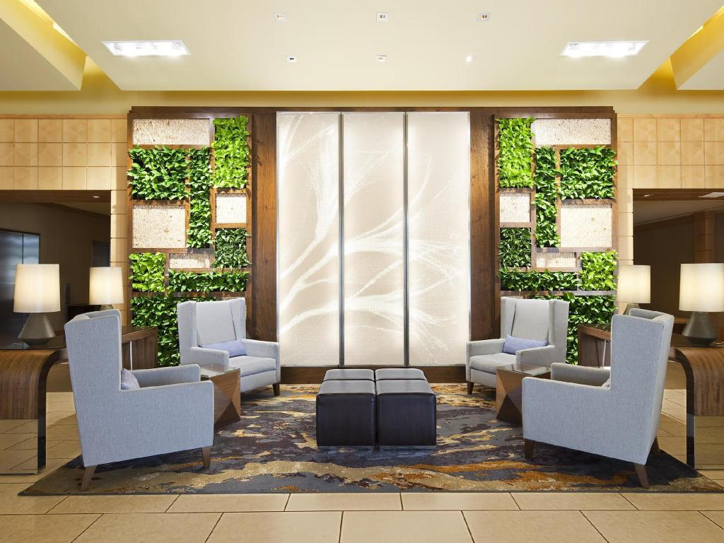 Lobby The Westin Arlington Gateway