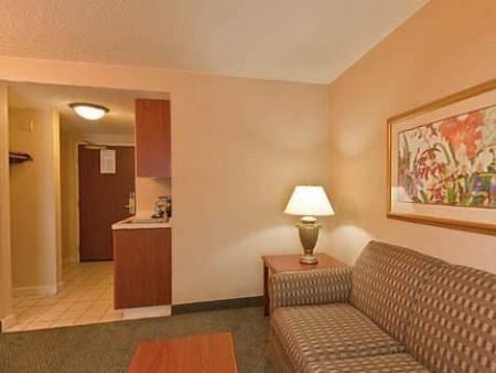 Viesnīcas interjers Holiday Inn Express Hotel & Suites Pittsburgh-South Side