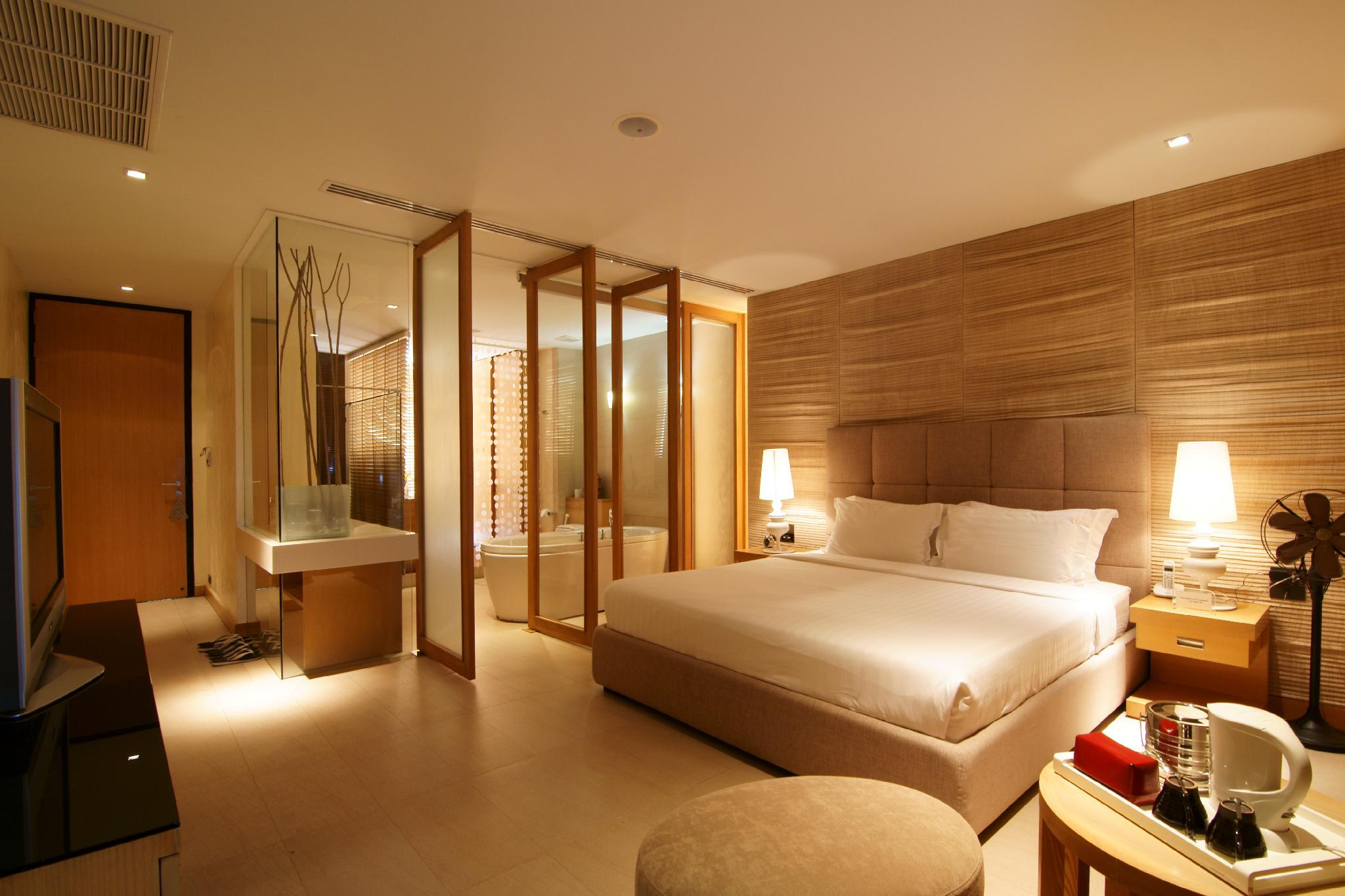 Luxury Room Shared Bed