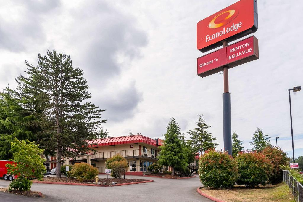 Econo Lodge Renton-Bellevue