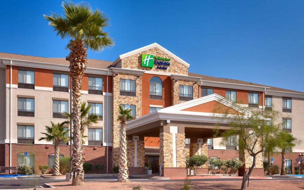 아고다 :: 엘파소 (TX)의 홀리데이 인 익스프레스 엘파소 I-10 이스트 (Holiday Inn Express El Paso I-10 East) 특가 및 이용후기