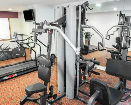 Fitnesa centrs Quality Inn And Suites Indianapolis