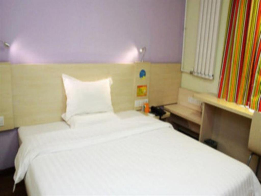 Economy  7 Days Inn Baiyin Ren Min Road Coach Station Branch
