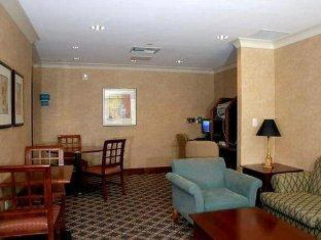 Lobby Staybridge Suites Anaheim Resort Area