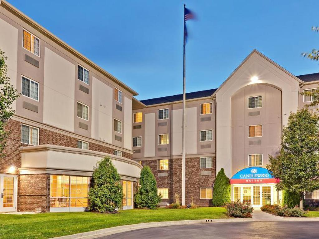 Candlewood Suites Indianapolis Northeast