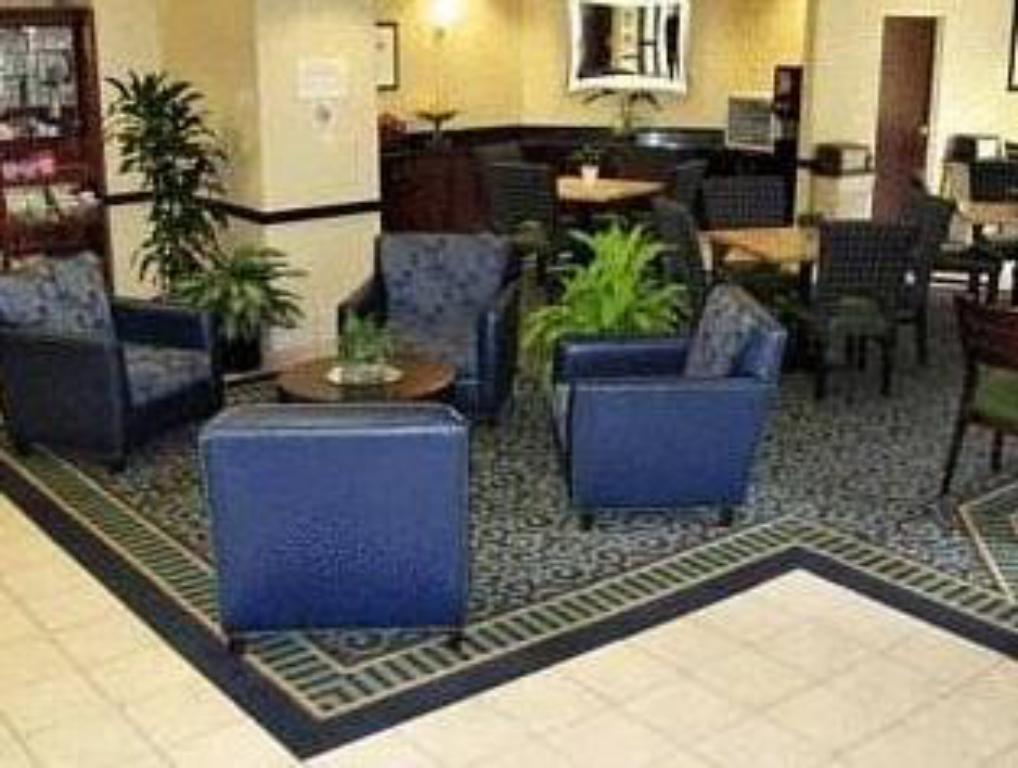 Lobby SpringHill Suites Austin Northwest/The Domain Area