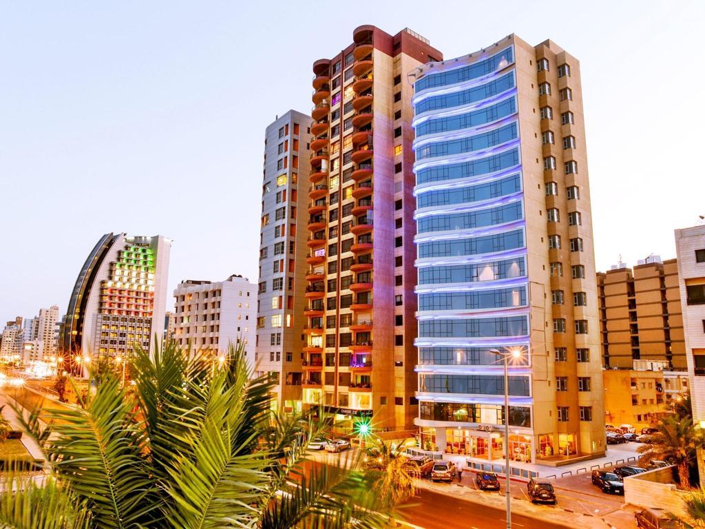 Relax Inn Hotel Apartment Salmiya in Kuwait - Room Deals, Photos