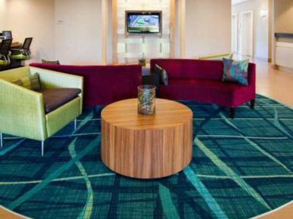 Empfangshalle SpringHill Suites Nashville Airport