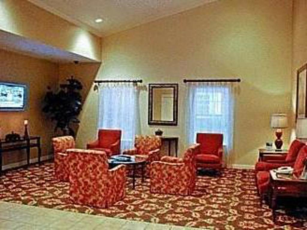 Lobby TownePlace Suites Dallas Las Colinas
