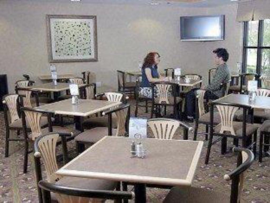 Restaurante Holiday Inn Express Hotel and Suites Fort Worth/I-20